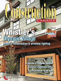 Construction Canada July 2010 Issue