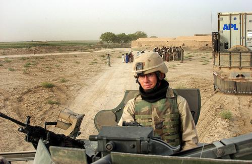 ICFs in Kandahar