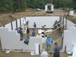 ICF-The Strongest Link in Green Building