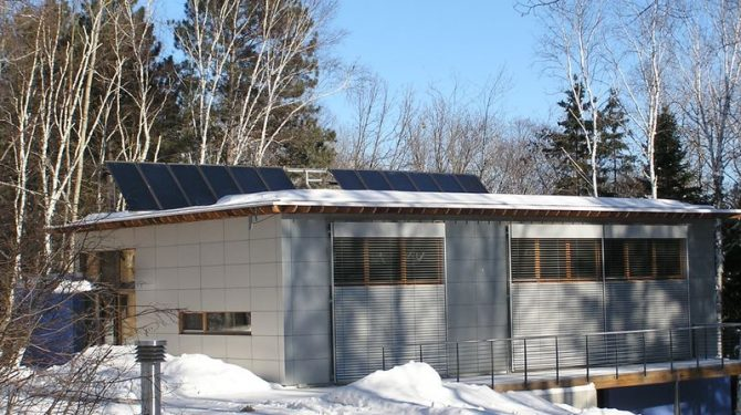 Biohaus: America's First Passive Energy Home