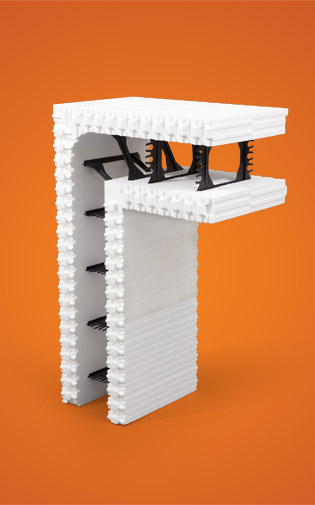 Amvic Plus 3.30 Block Revolutionizes ICF Building Technology