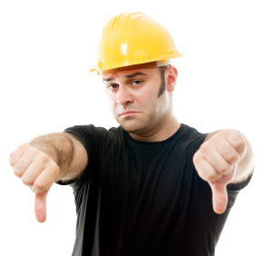 How To Deal With Problems On The Construction Site