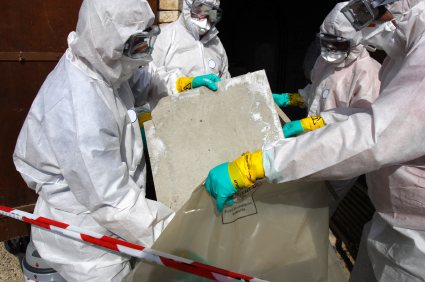 Dealing with Asbestos in Retrofits