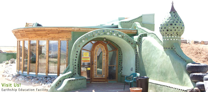 Earthships The Ultimate In Sustainable Housing Amvic Systems