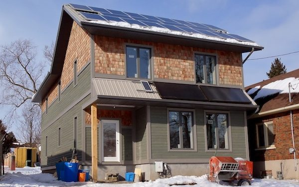 The Greenest Home in Canada