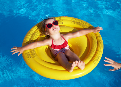 Greening your Swimming Pool