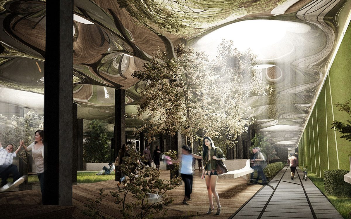 The Lowline The World S First Underground Park Amvic