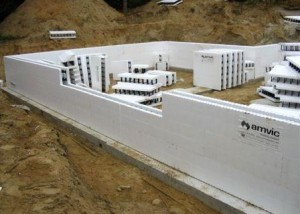 Insulated Concrete Forms: Building for the Future