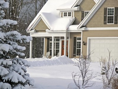 Winterize your Home in 3 Easy Steps