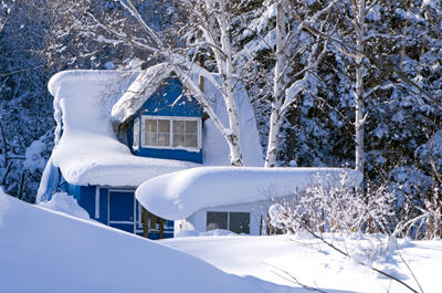 Prevent Ice and Snow Damage to your Home