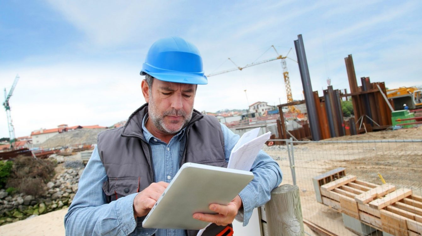 Portable technologies appearing on the job site