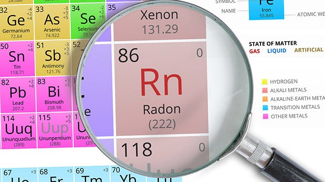 Check your Home for Radon Gas