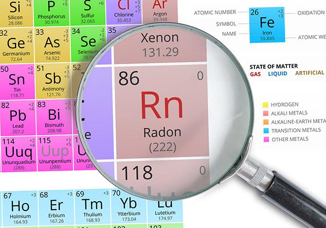 Check your Home for Radon Gas