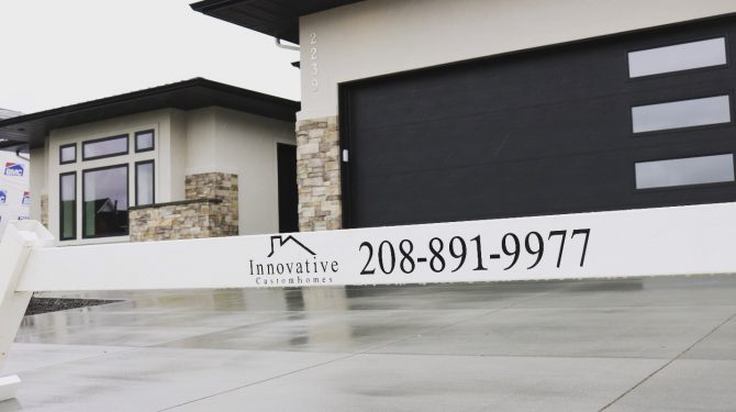'Innovative Custom Homes' Takes New Approach on Building A Parade Home!