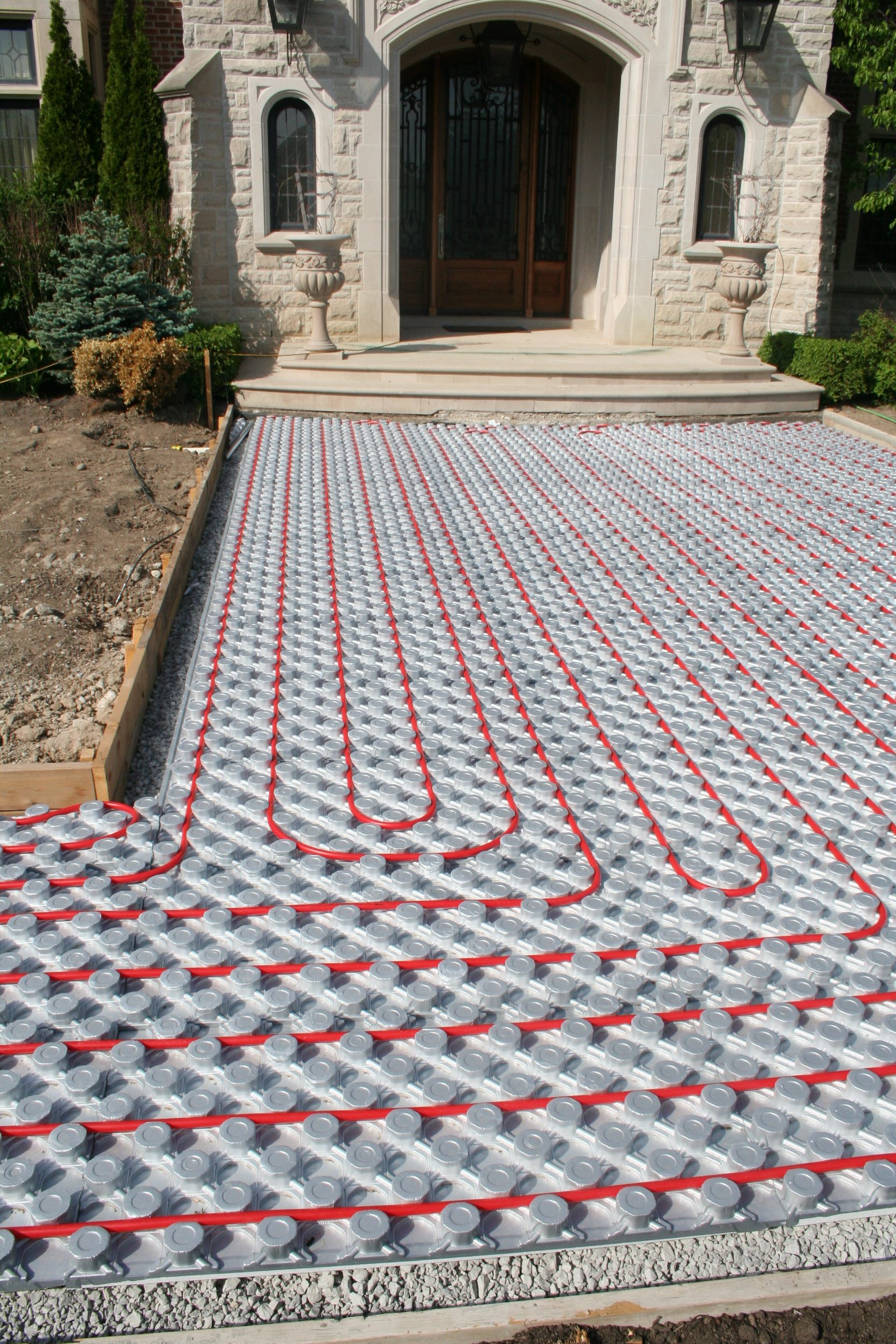 The Comfort Of Radiant In Floor Heating Amvic Systems