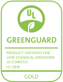 UL Greenguard Cold Certified