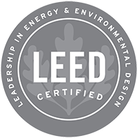 Contributes to LEED® Certification