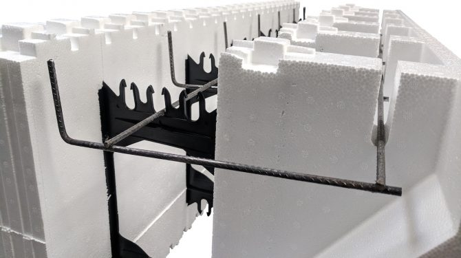 Amvic Brick Ledge Reinforcer