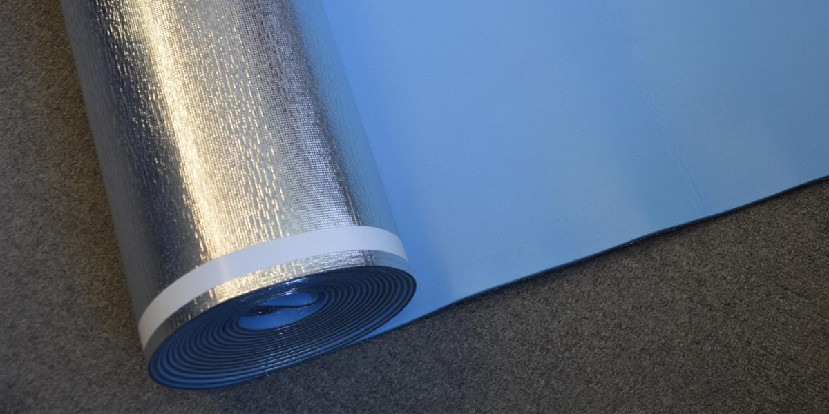 Thermoquiet Acoustic Underlay