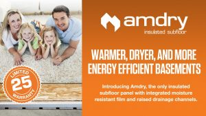 Amdry Subfloor Installation Video