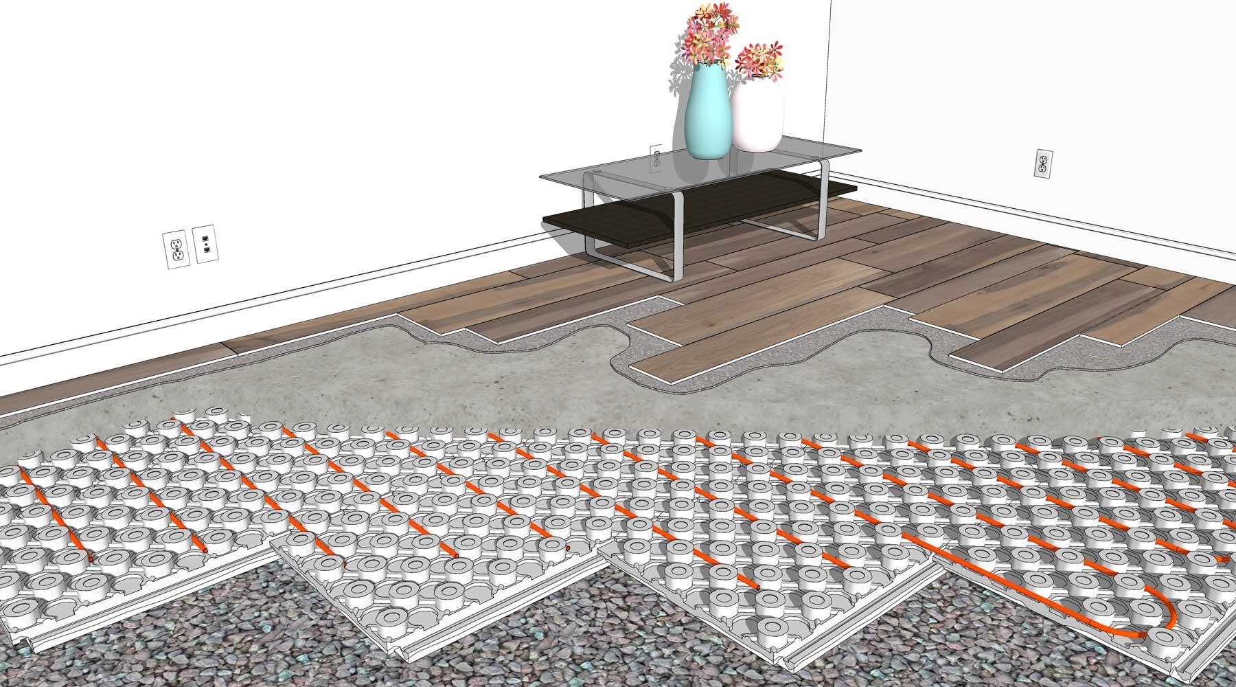 Basement & Foundation Insulation: Interior & Exterior | Amvic