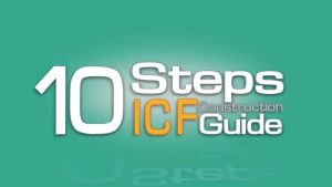 Amvic ICF 10-Step quick installation guide
