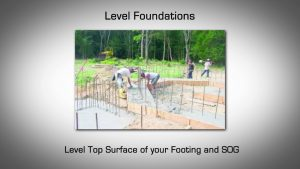 Amvic ICF Installation Guide Part 7  - Preparing Footings SOG