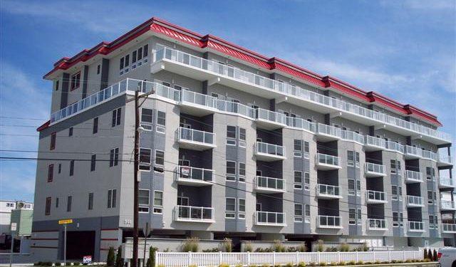 Ahern Multistory ICF Condominiums