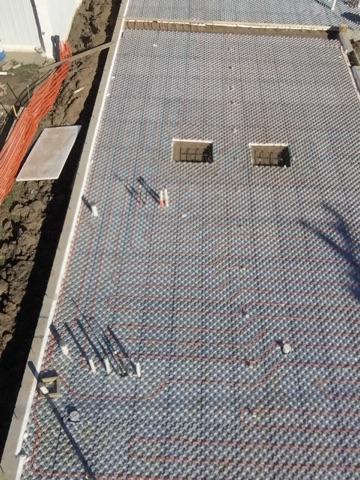 Ampex Shop Radiant Floor Heating Panels Amvic