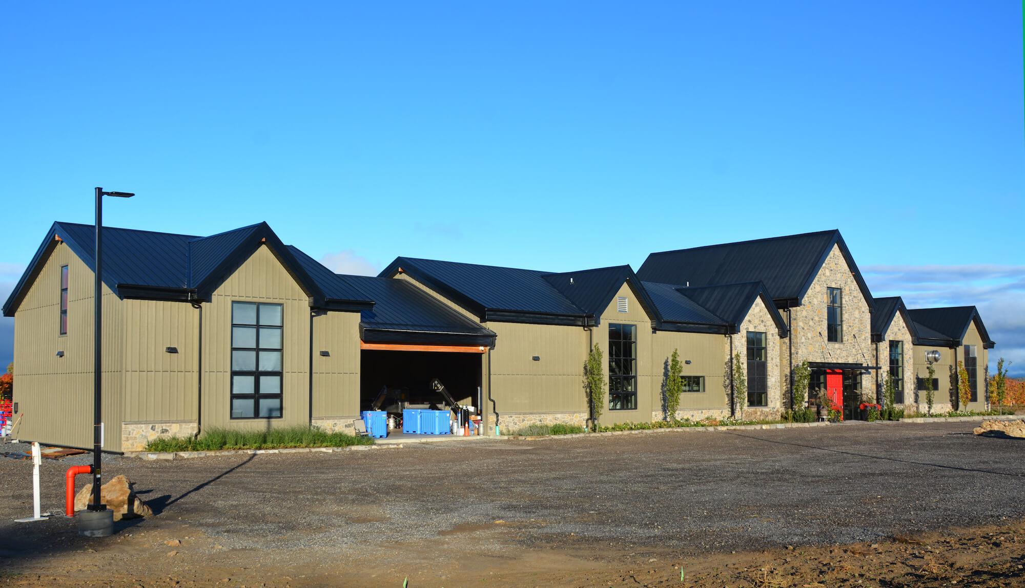 Adamo Estate Winery Amvic Systems
