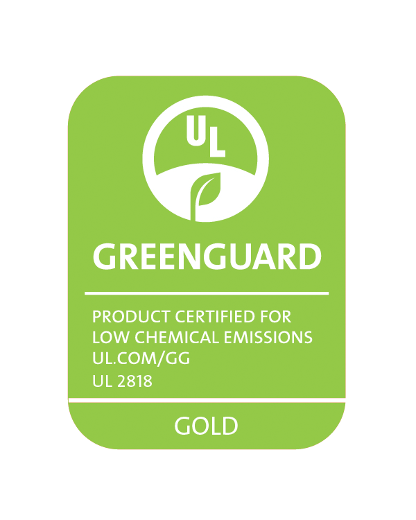 Greenguard UL2818 Gold