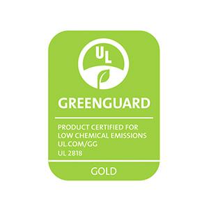 UL Greenguard Gold