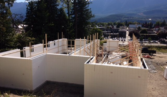 ICF R30 Duplex Revelstoke in BC