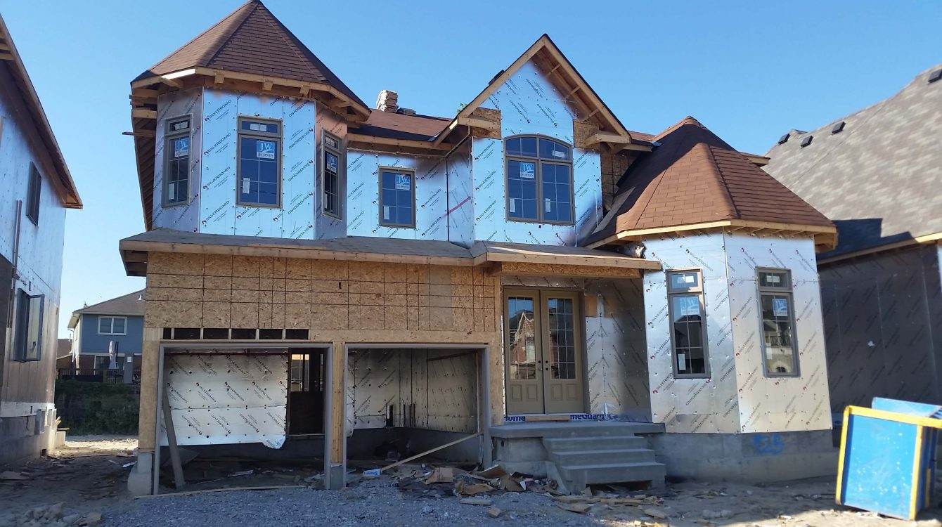 Mosaic Homes in Newmarket, Ontario