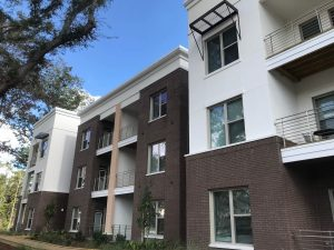 '17 South' Multifamily Amvic ICF project in Charleston, South Carolina