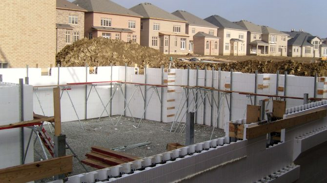 Foundations & Basements