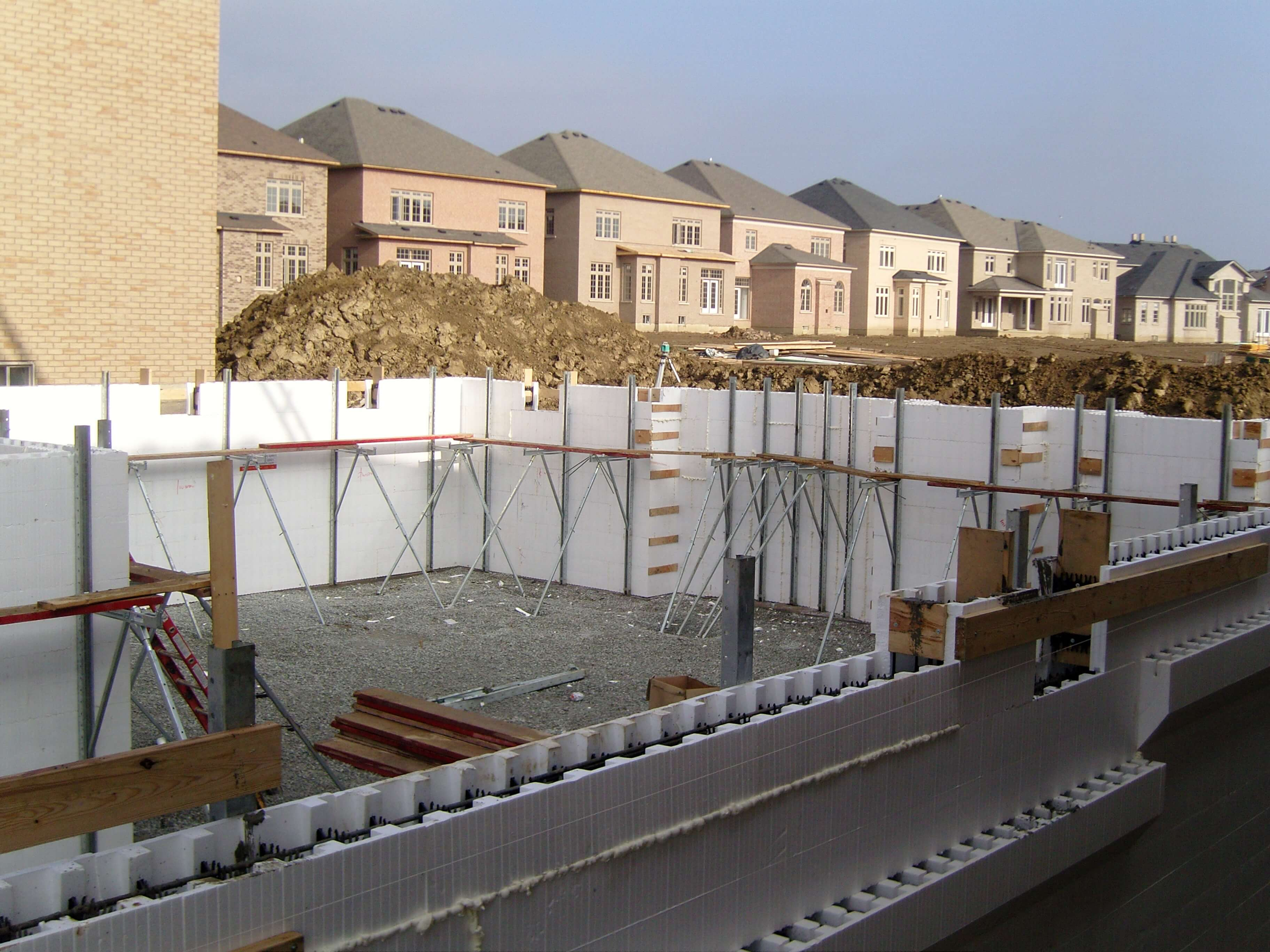 Foundation & Basement Insulation