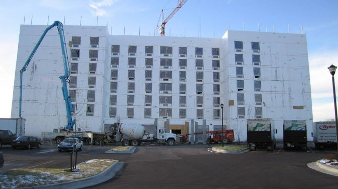 Drury Inn ICF Multistory Hotel in Ohio