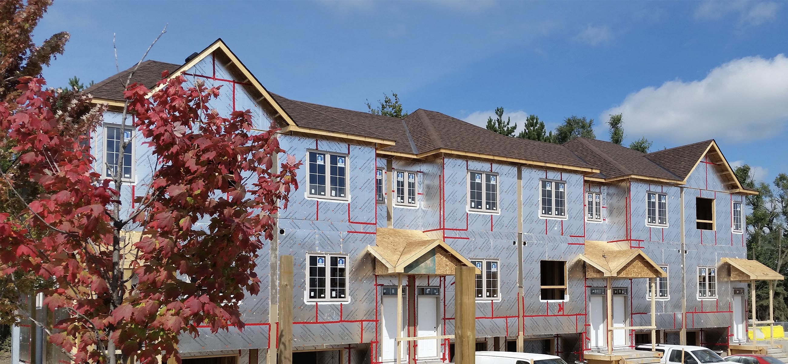 Providing innovative insulation solutions to help build energy efficient and comfortable homes and buildings