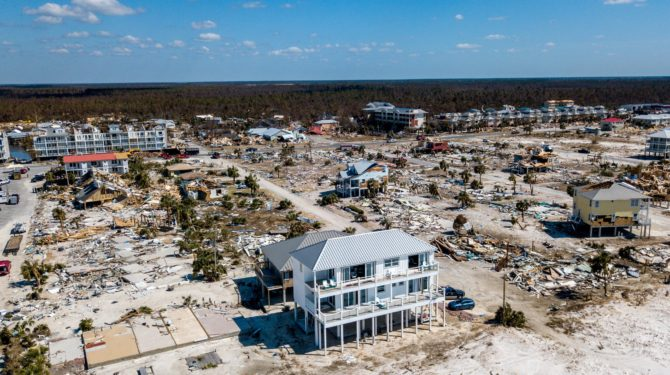 Building Disaster Resilient Homes : How One Home Survived the Hurricane in Mexico Beach, Florida