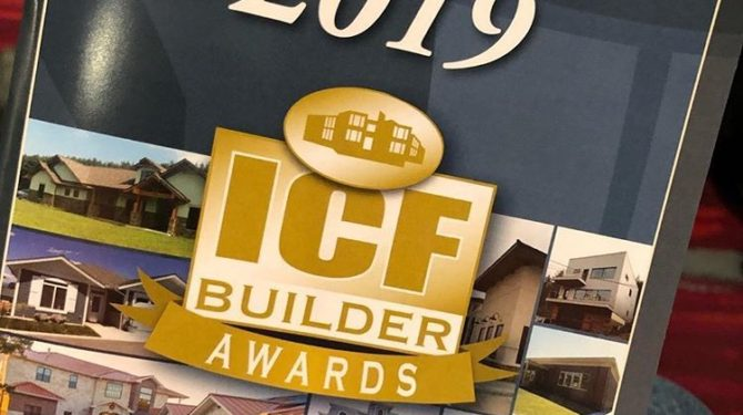 FOURTEENTH ANNUAL ICF BUILDER AWARDS