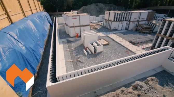 Amvic ICF   Installation Guide   Part 8 – The ICF Installation Process