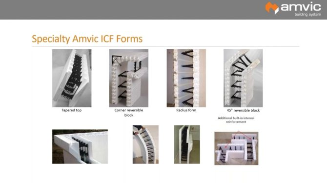 Commercial ICF Webinar: Implementing Amvic ICF for Multistory Buildings